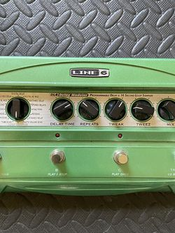 Line 6 DL4 Delay Pedal - Great Condition! for Sale in Sacramento,  CA