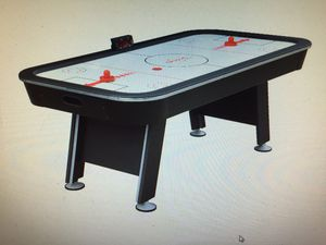 """84"""" air hockey table Airxone Play for Sale in Charlotte, NC"""