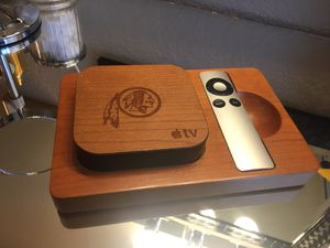 Apple TV with holder for Sale in Converse, TX