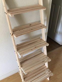 Lavish Home ladder shelf for Sale in Mundelein,  IL