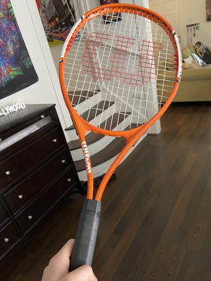 Wilson Fusion XL tennis racket for Sale in Long Beach, CA