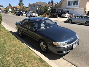 1992 Lexus ES300- Under 100k miles for Sale in Santa Ana, CA