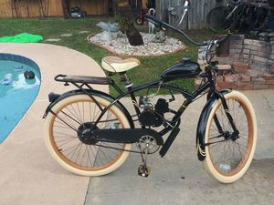 Big boy 80 cc motorized beach bike new new new for Sale in Orlando, FL