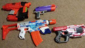 Nurf guns for Sale in Riverside, CA