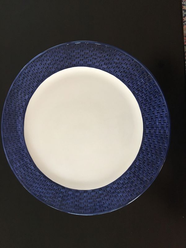 Tiffany & Co Round Platter