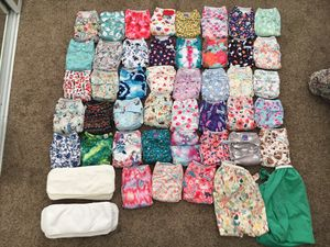 Cloth Diaper Lot for Sale in Carlsbad, CA