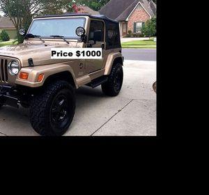 ֆ14OO_Jeep Wrangler for Sale in Oakland, CA