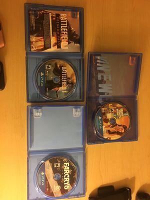 Ps4 Games Bundle for Sale in Laurel, MD