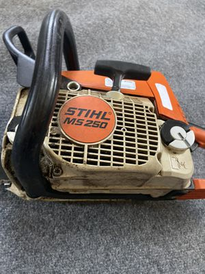 Still MS 250 chain saw for Sale in Creedmoor, NC
