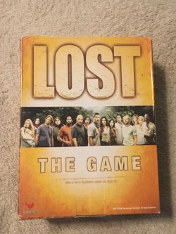 Collectible LOST Board Game for Sale in Portland,  OR