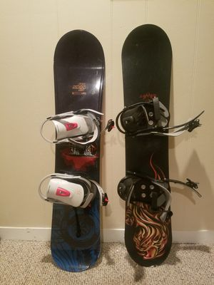 Youth Snowboards with Bindings for Sale in Alexandria, VA