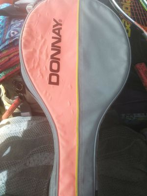 Used vintage donnay limited edition tennis racket for Sale in San Diego, CA