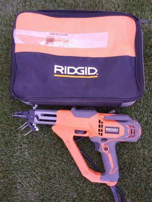 SCREWDRIVER DRILL RIDGID for Sale in Phoenix, AZ