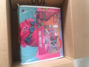 Trolls full Sheet set. Brand New never been opened for Sale in Alexandria, VA