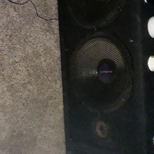 Pro Studios 15s Speakers for Sale in Fresno, CA