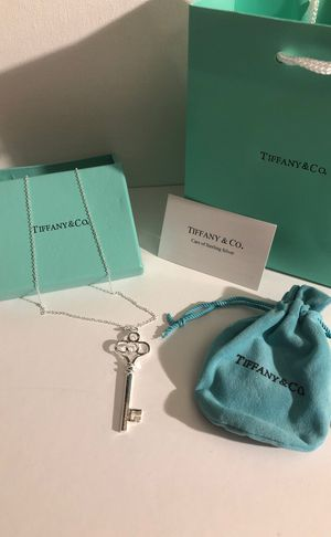 Tiffany necklace for Sale in Harwood, MD