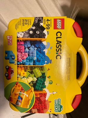 Brand new classic Lego set an opened 213 pieces for Sale in Armonk, NY