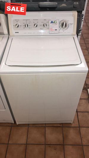 FIRST COME!!High Efficiency Washer Kenmore CONTACT TODAY! #1527 for Sale in Aspen Hill, MD