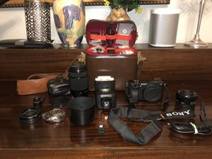 Sony 4K 6300 Camera for Sale in Boston, MA