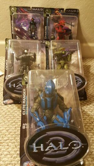 Halo 2 - series 4 Action figure for Sale in San Mateo, CA