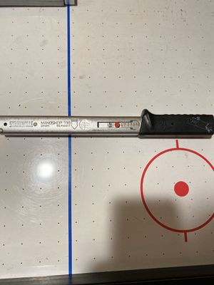 Stahlwille 730/5 Service Manoskip Torque Wrench Size 5 for Sale in Naperville, IL