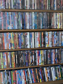 Like New DVD's Movies 🎥 🍿 for Sale in Grayson,  GA
