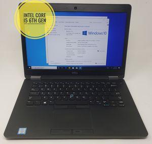 Intel Core i5 6th Gen Laptop Dell for Sale in Cicero, IL