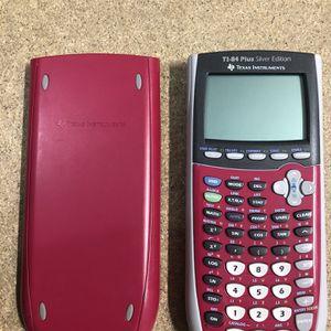 TI-84 Plus Calculator for Sale in Mesa, AZ