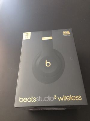 NEW Beats Studio 3 Wireless Headphones Midnight Skyline Collection for Sale in Seattle, WA