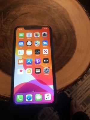 Good iPhone X 64g T mobile for Sale in Alexandria, VA