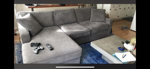 Sectional couch from Macy's for Sale in San Francisco, CA