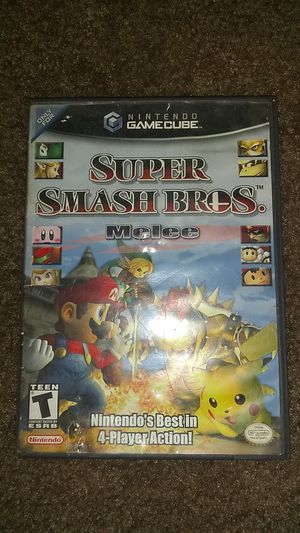 Super smash Bros melee for Sale in San Antonio, TX