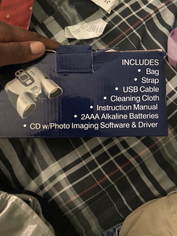 Vivitar Magma Cam 1025 X 1 Digital Camera & Binocular