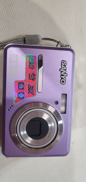 Sanyo camera for Sale in Springfield, OR