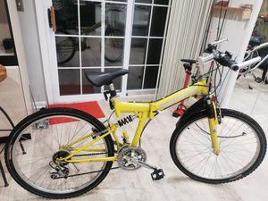 "Folding bike 26""full size for Sale in Monroe Township, NJ"