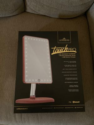 Impression Vanity TouchPRO Mirror for Sale in Upland, CA