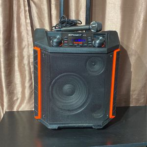 ION SPORT XL - Bluetooth/ Rechargeable/ Tailgater, Job site Radio, Garage for Sale in Burlington, WA