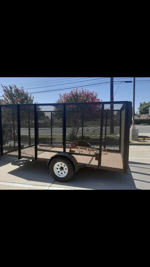 Utility tralier 12x 61/2 for Sale in Los Angeles, CA
