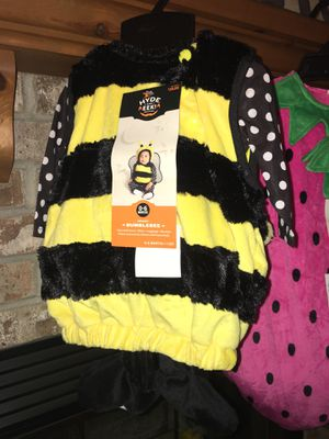 Baby Halloween costumes 0-6 months for Sale in Joliet, IL