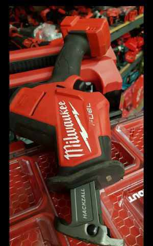 MILWUAKEE M18 FUEL BRUSHLESS HACK ZALL TOOL ONLY BRAND NEW for Sale in San Bernardino, CA