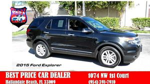 2015 Ford Explorer for Sale in Hallandale Beach, FL