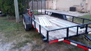 Trailer 16ft for Sale in West Palm Beach, FL