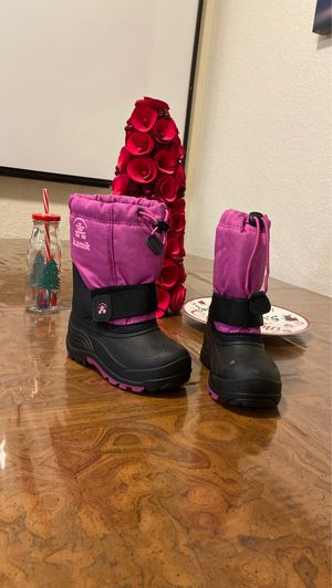 Kids snow boots for Sale in Aloha, OR