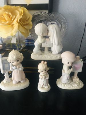Precious moments figures $60all for Sale in Lakeside, CA