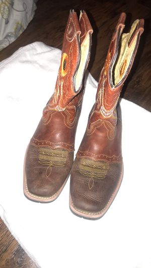 Boys cowboys boots for Sale in Dallas, TX