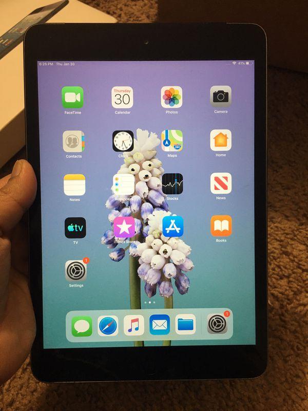 iPad Mini 32 GB WiFi + Cellular UNLOCKED