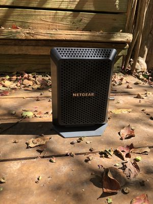 Netgear Cable modem (Docsis 3.0, Xfinity Compatible) for Sale in Houston, TX