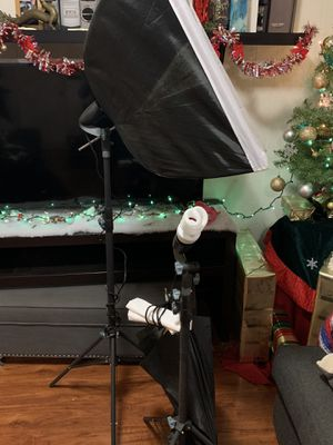 Photography Lighting (2x) for Sale in Newport Beach, CA