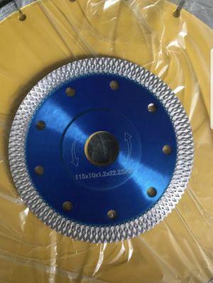 TopChoice Diamond Blade 4.5 inch (pulgada) Tool for Sale in Miami, FL