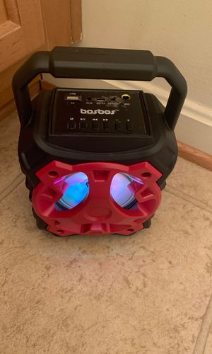 Dash Bluetooth/stereo mic speaker for Sale in Silver Spring, MD